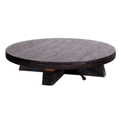 Table tournante, 270x50mm