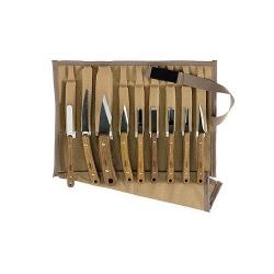 Set de couteaux, Acier forgé, 150-190mm