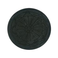 Kenzan pad, round, 105mm