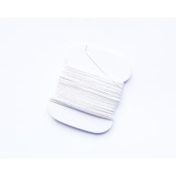 Wire hardened, White