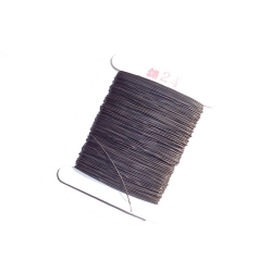 Wire hardened, Black
